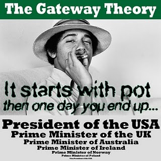 Obama, gateway drug, stereotypes, stories, Reese Rose